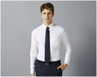 ユニクロのオーダービジネスシャツ